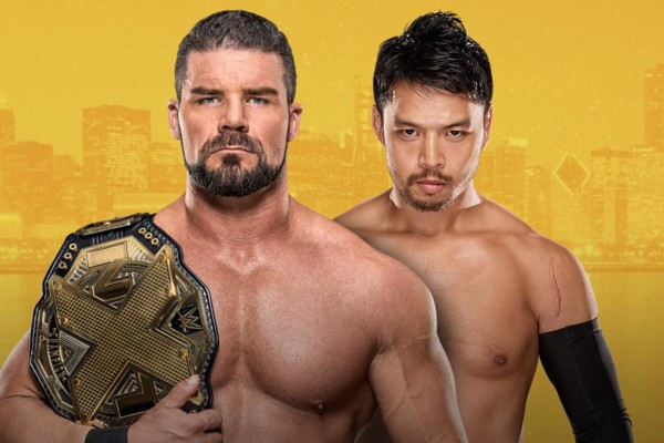 Bobby Roode vs. Hideo Itami - NXT Championship Match at NXT TakeOver Chicago