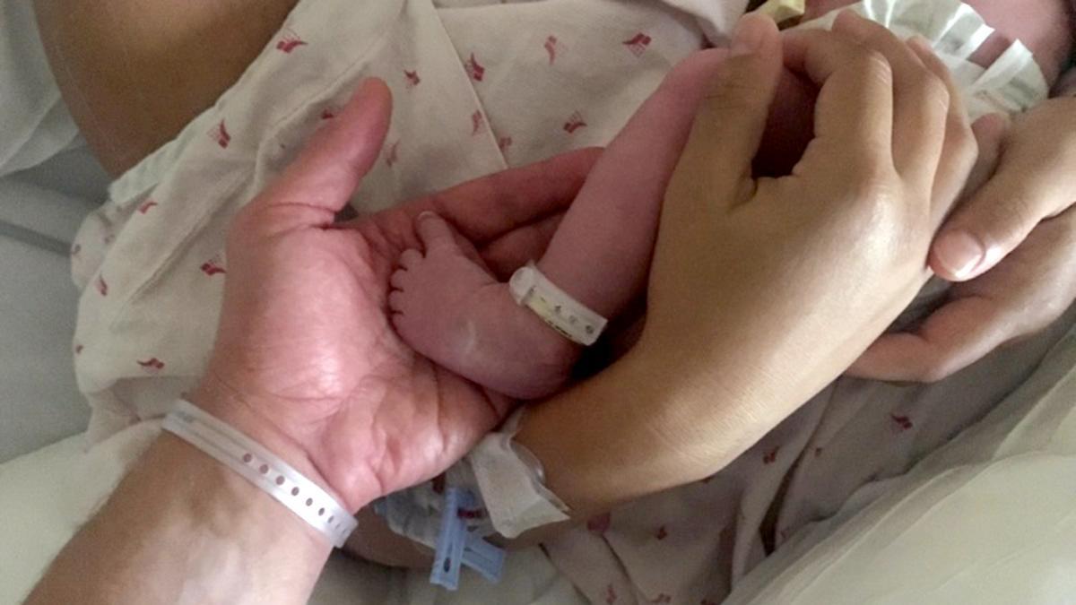 Brie Bella gives birth to Birdie, Daniel Bryan & Brie Bella become parents