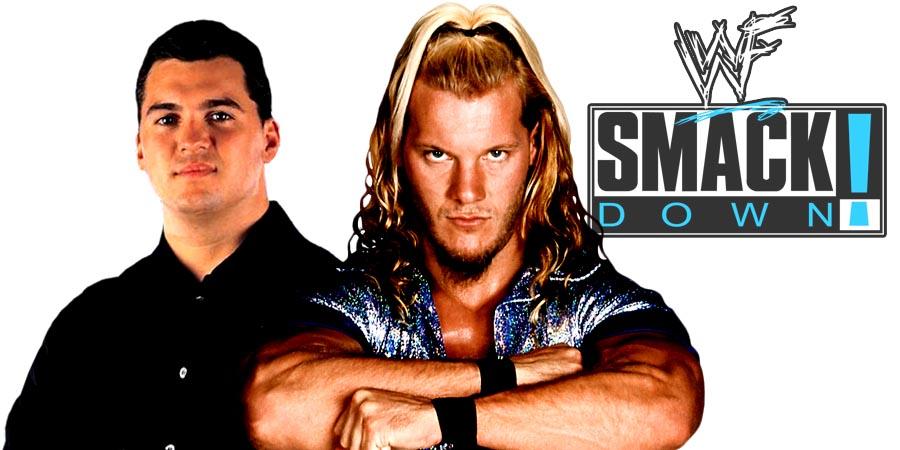 Chris Jericho & Shane McMahon - SmackDown
