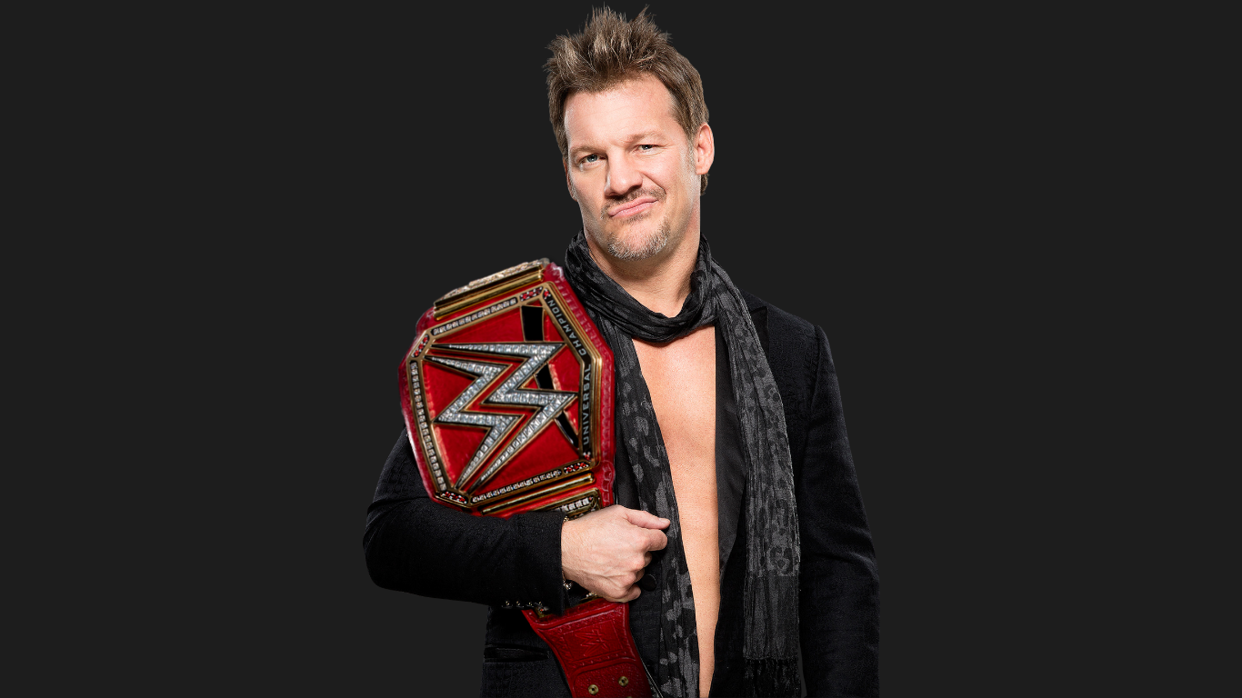 Chris Jericho WWE Universal Champion