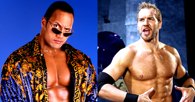 "Christian says WWE officials wanted him to play The Rock as ""The Lock"""