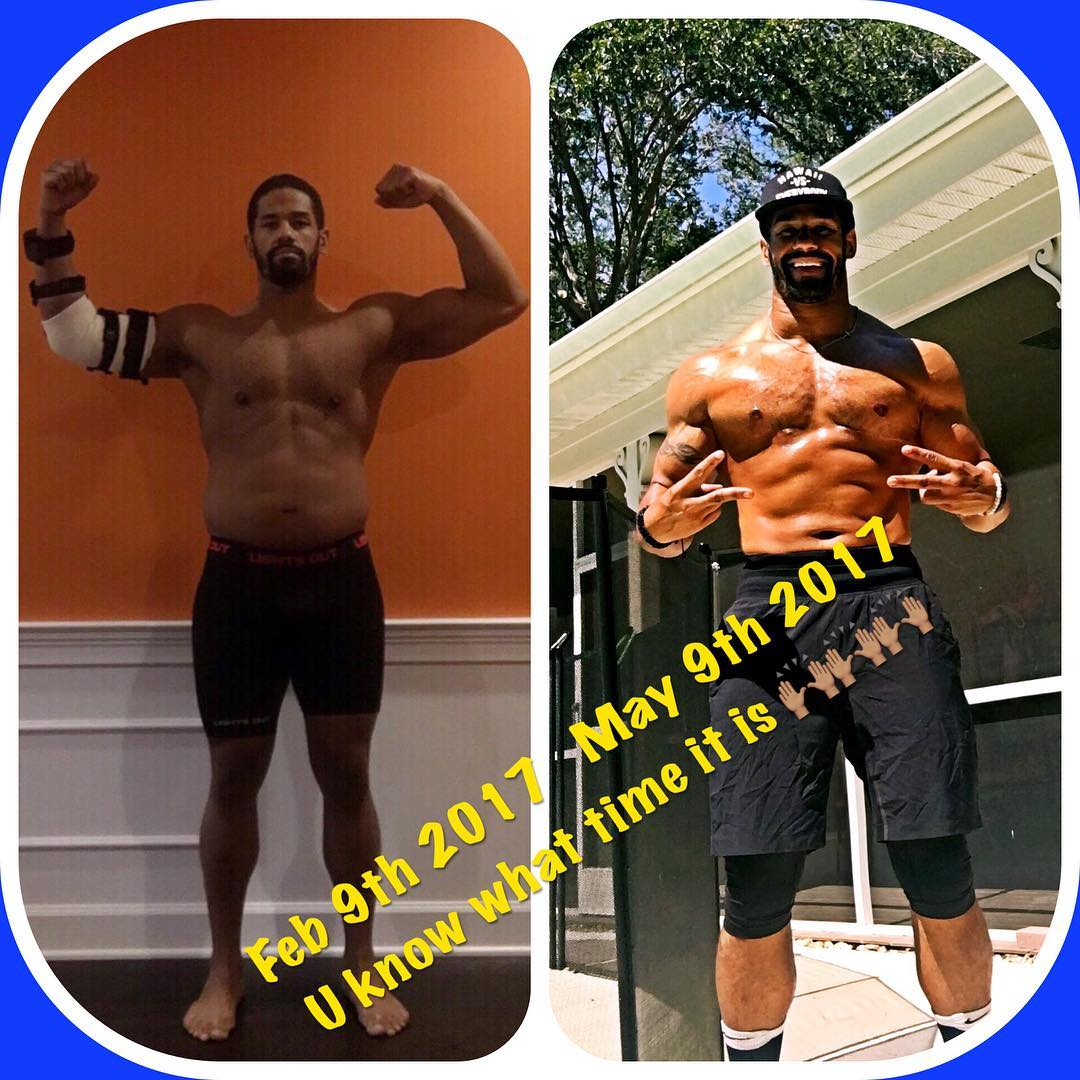 Darren Young looking jacked ahead of his return to WWE 2017