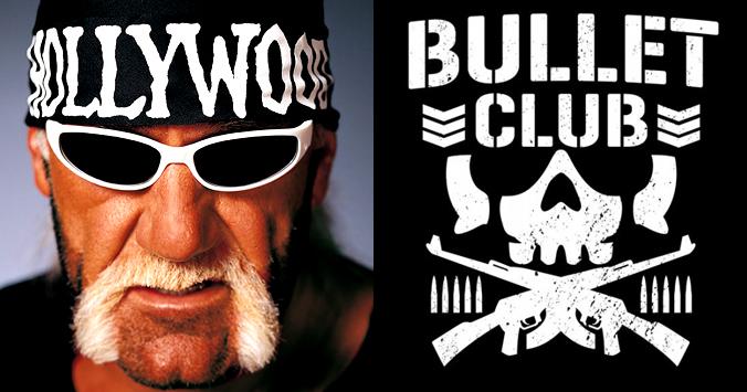 Hulk Hogan Bullet Club