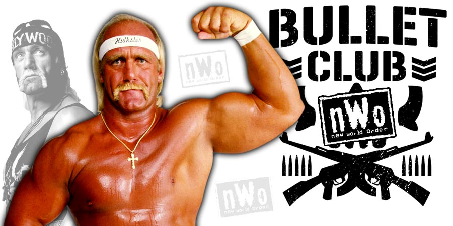 Hulk Hogan Bullet Club