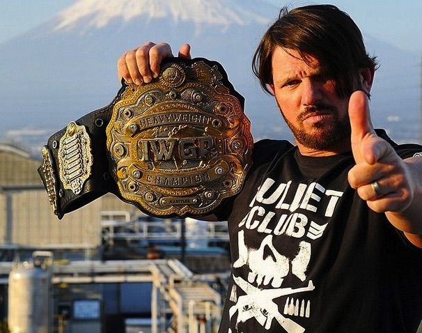 JBL Takes A Shot At AJ Styles, Says Being Stuck In The Indies For 15 Years Isn't A Batch Of Honour