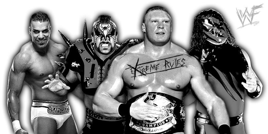 Jinder Mahal, Road Warrior Animal, Brock Lesnar, Kane