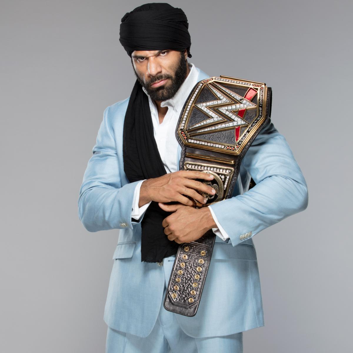 Jinder Mahal WWE Champion 2017