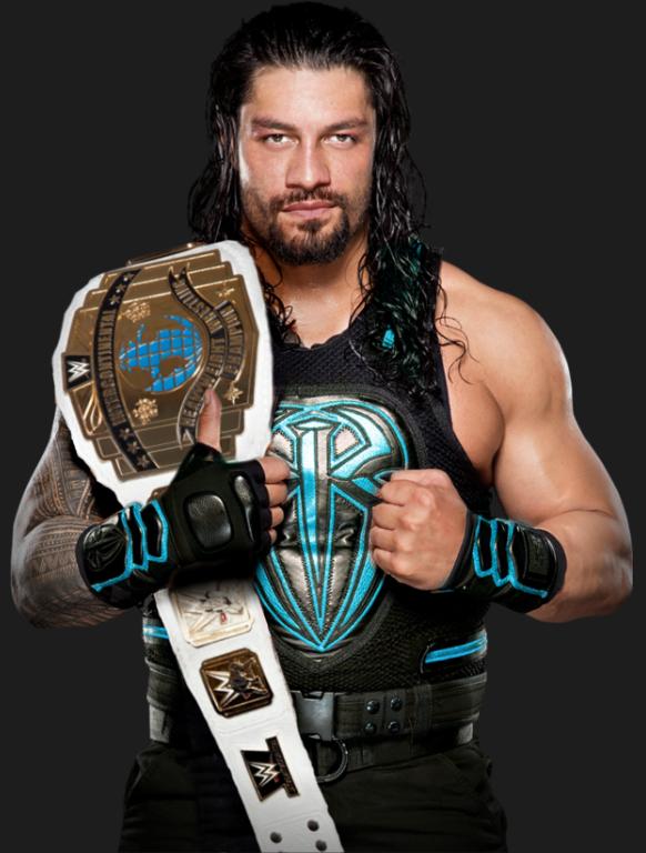 Roman Reigns Intercontinental Champion