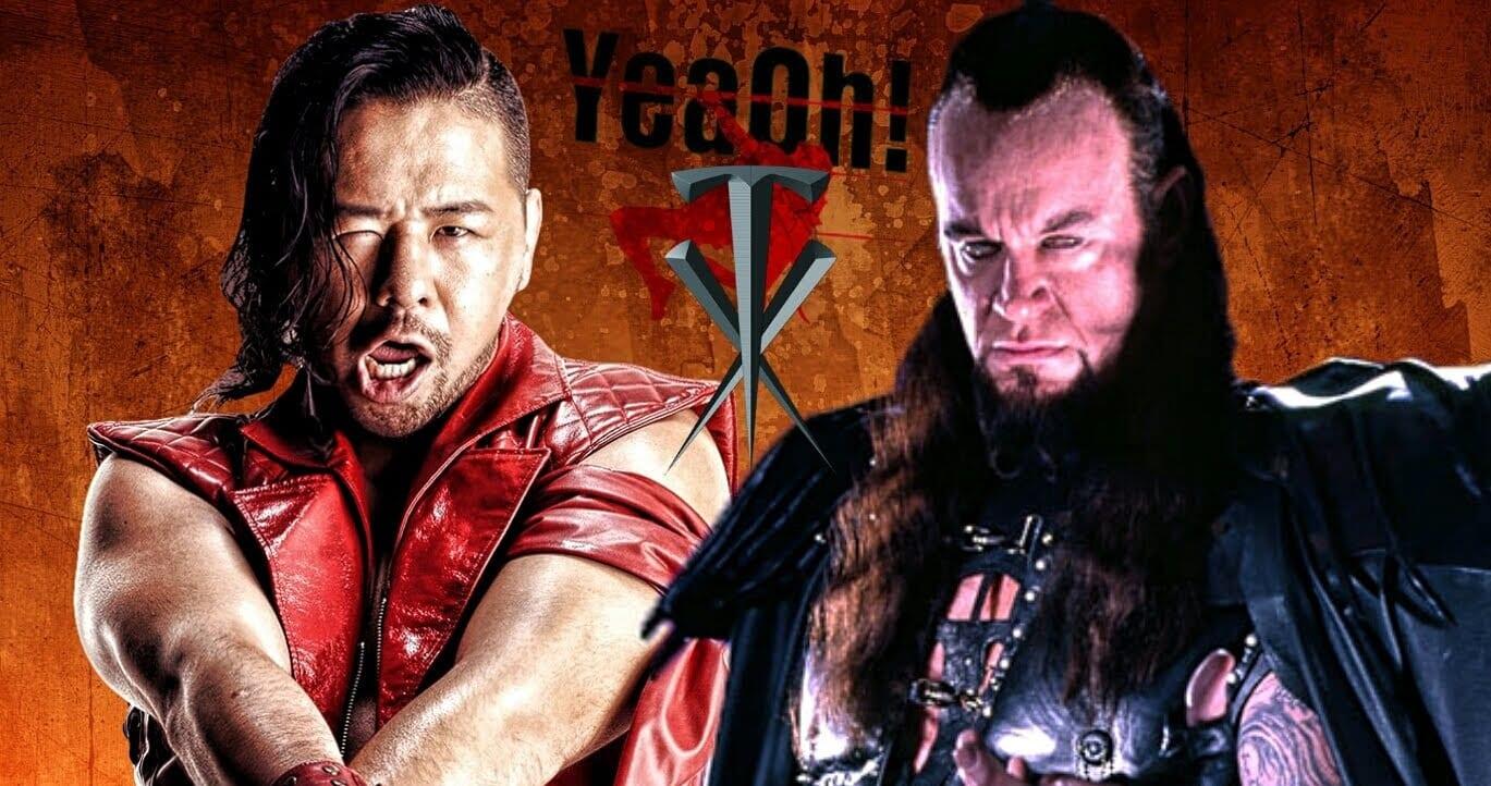 Shinsuke Nakamura & The Undertaker