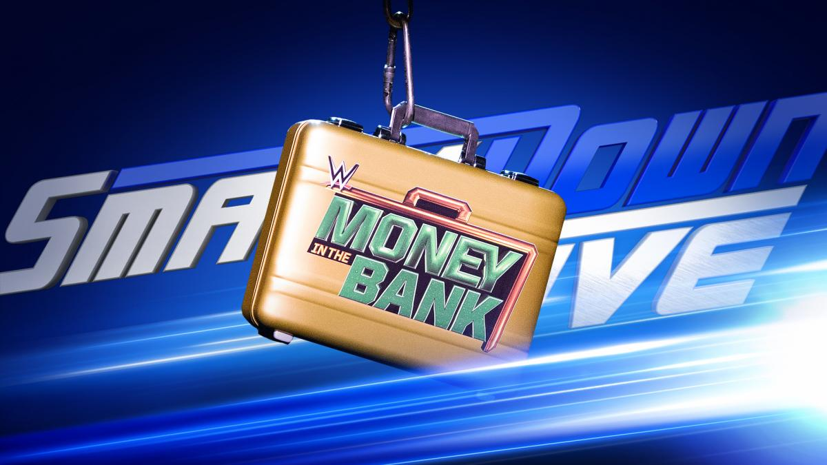 SmackDown Live Money In The Bank 2017