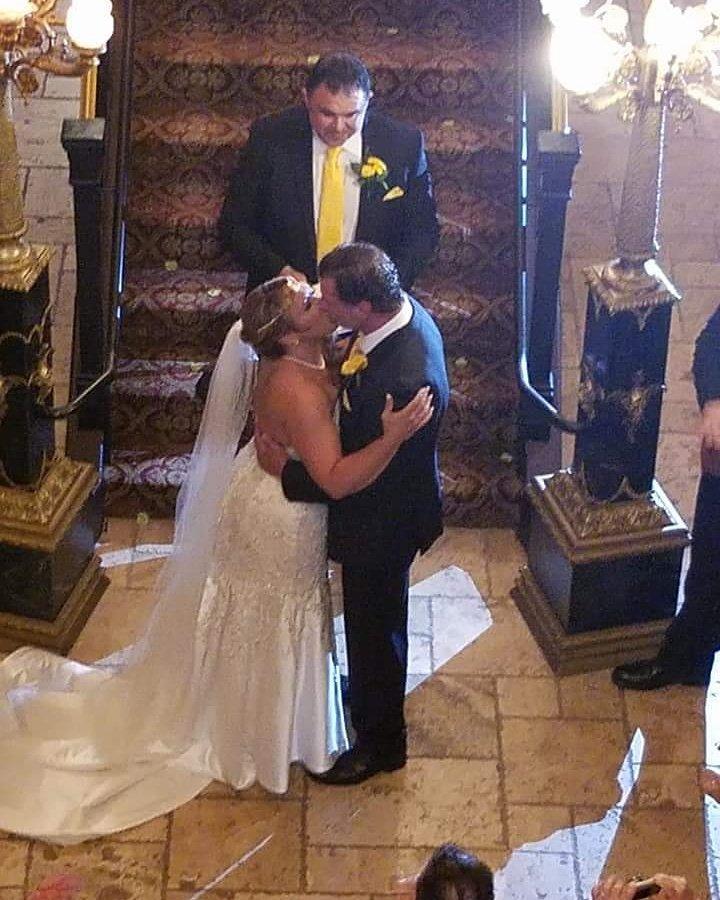 Al Snow gets married - June 2017