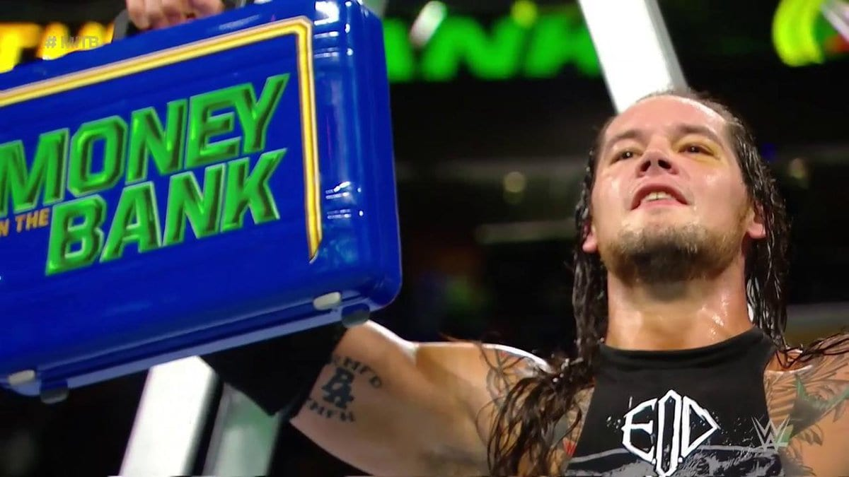 Baron Corbin becomes Mr. Money In The Bank 2017