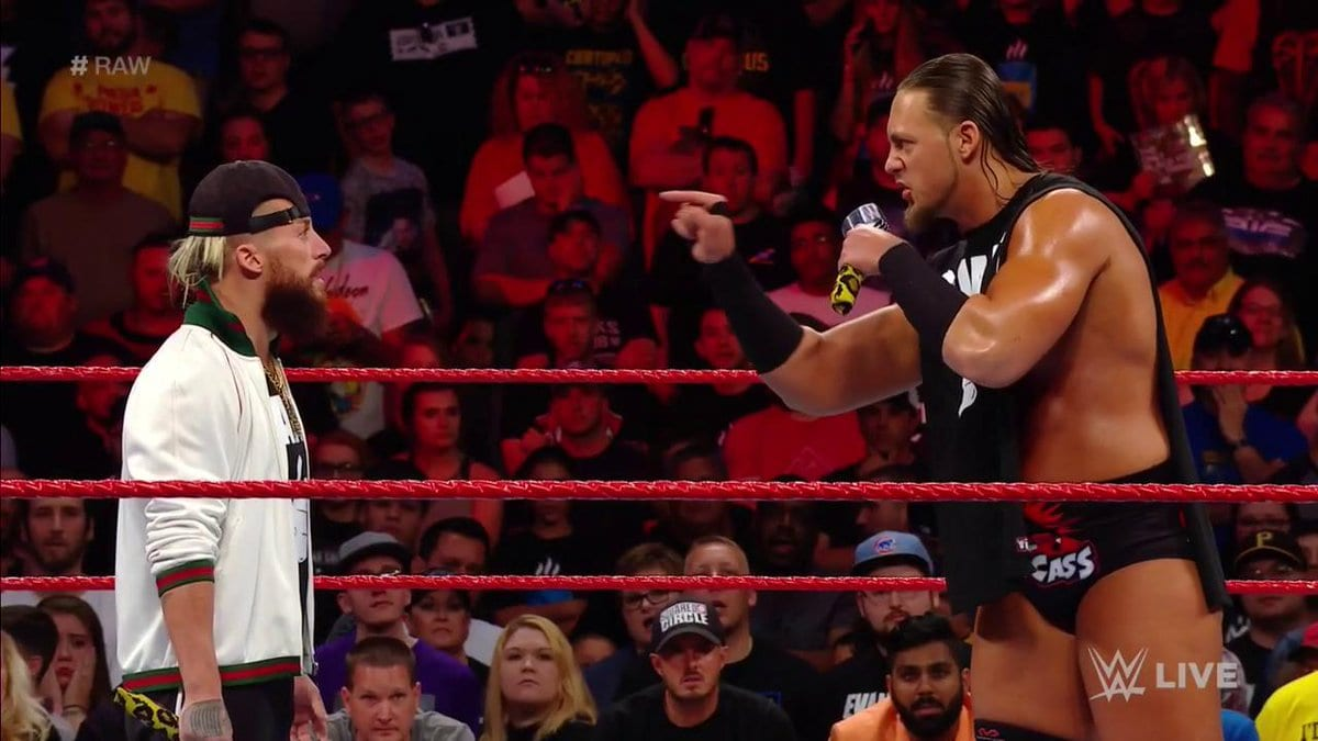 Big Cass turns heel and attacks Enzo Amore