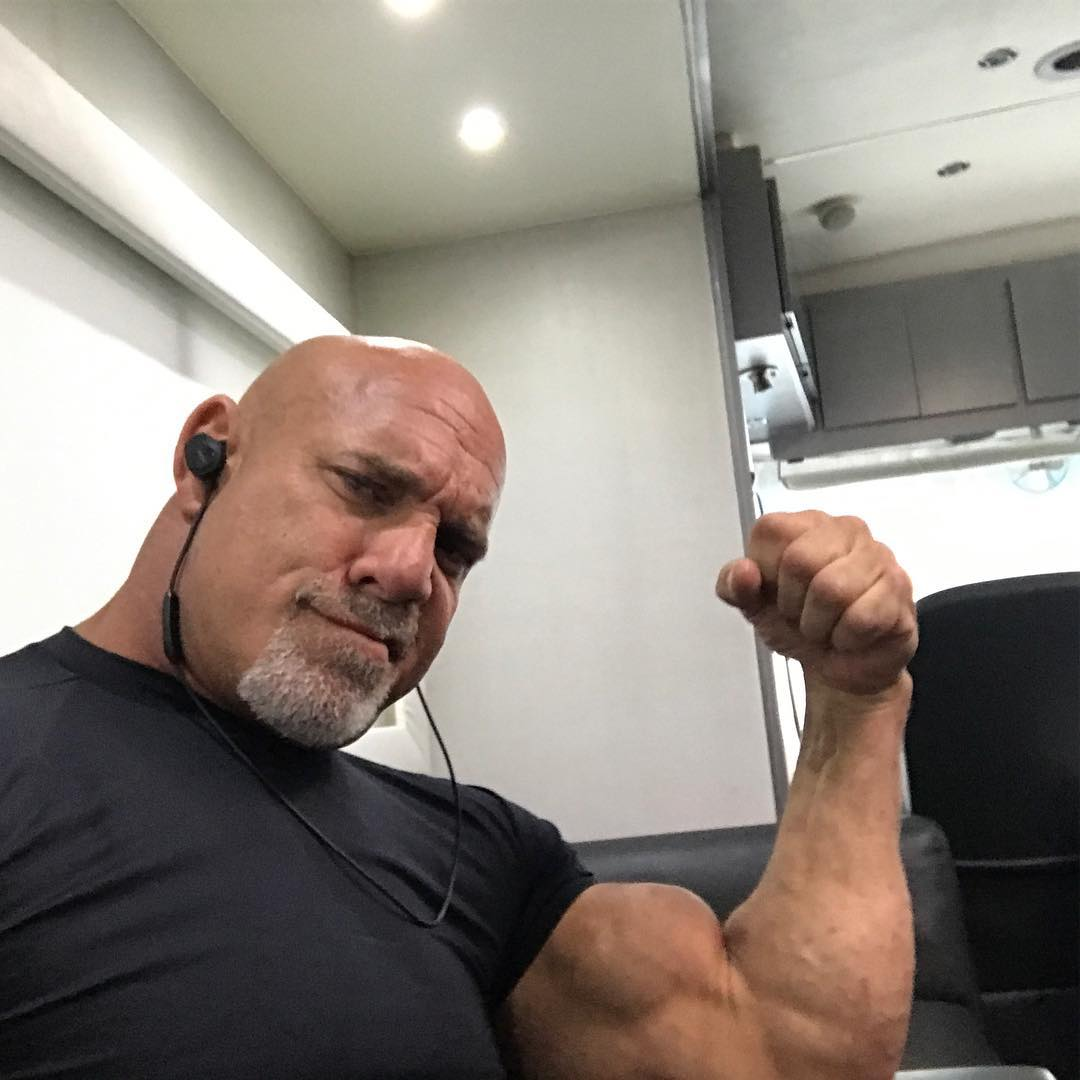 Goldberg returing to WWE in the Royal Rumble 2018 match