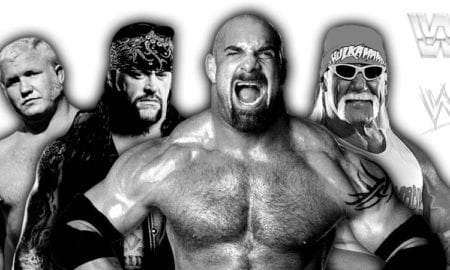 Harley Race, The Undertaker, Goldberg, Hulk Hogan