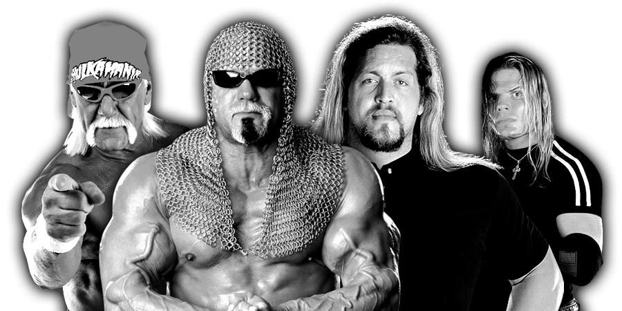 Hulk Hogan, Scott Steiner, Big Show, Jeff Hardy