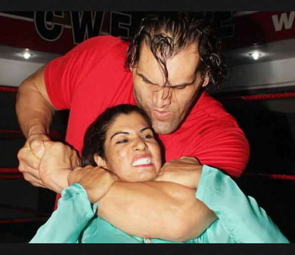 Kavita Devi - First Indian female wrestler in WWE