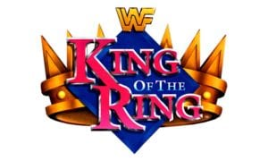 King of the Ring KOTR WWF WWE