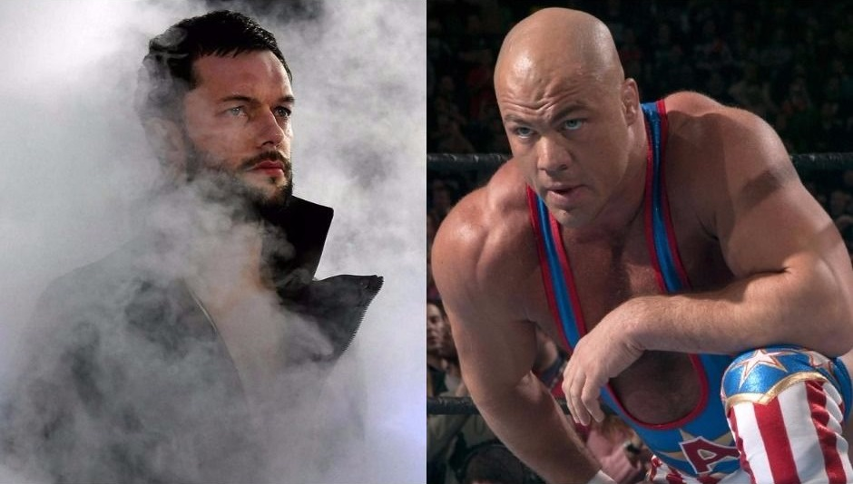 Kurt Angle vs. Finn Balor