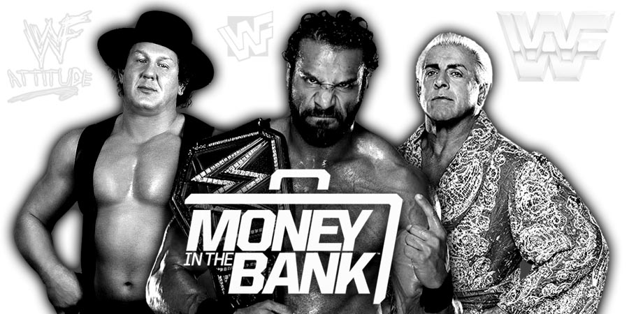 Money In The Bank 2017 Results - Baron Corbin wins Money In The Bank contract, Carmella wins Women's Money In The Bank Contract