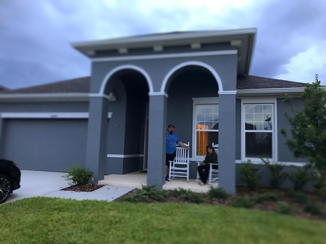 Natalya buys a new house for her parents