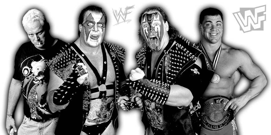 Sandman, Demolition Retires, Kurt Angle Ruin Me Raw Storyline 2017