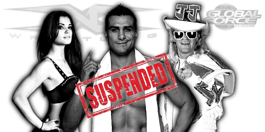 Alberto Del Rio Suspended From GFW After Domestic Violence Allegations By Paige