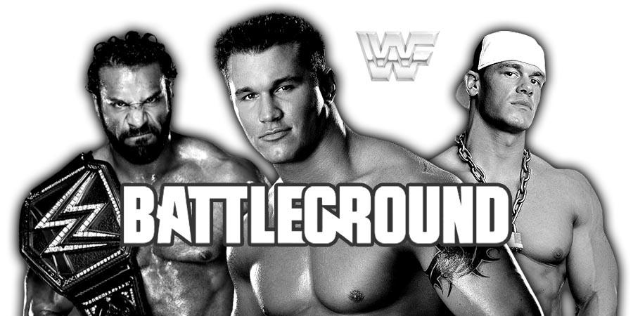 Battleground 2017 (Live Coverage & Results) - Jinder Mahal vs. Randy Orton (Punjabi Prison Match), John Cena vs. Rusev (Flag Match)