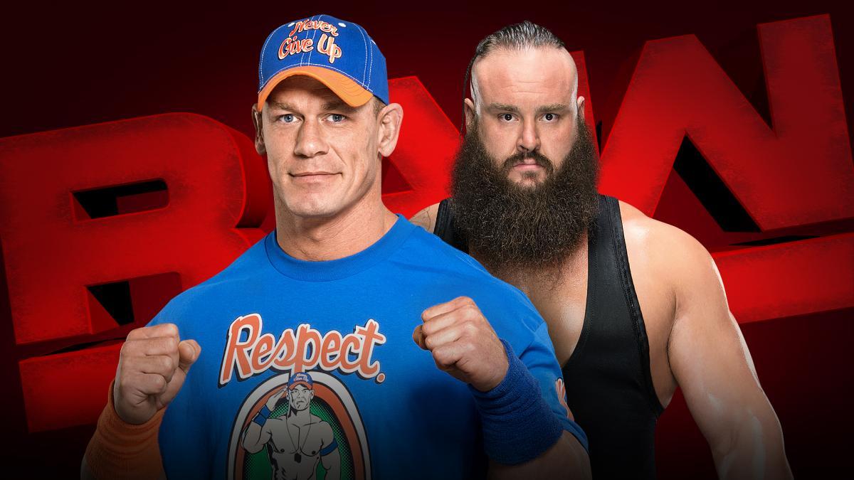 John Cena vs. Braun Strowman