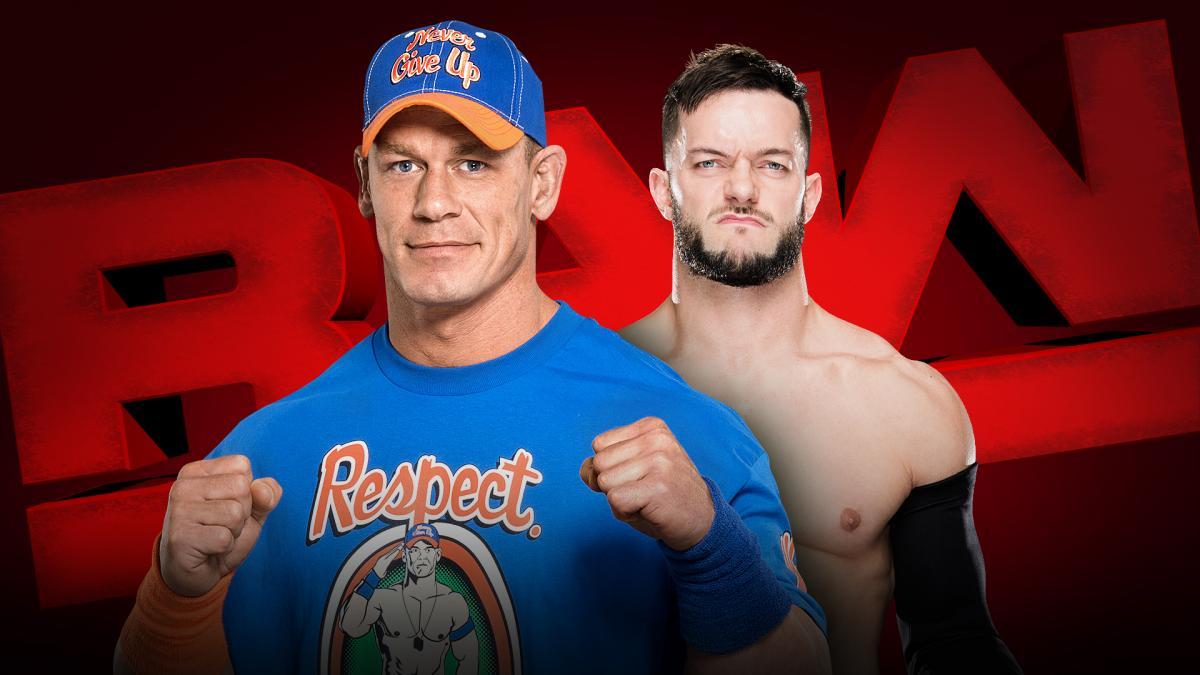 John Cena vs. Finn Balor