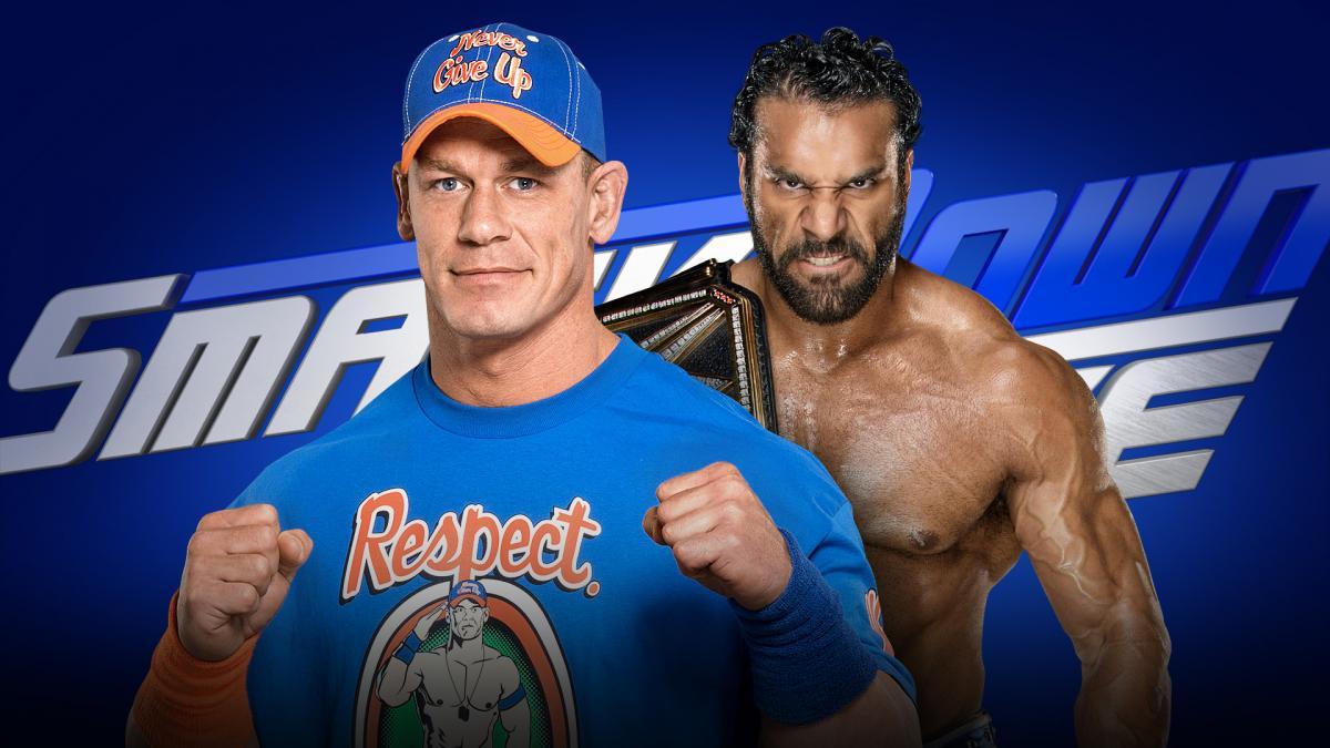 John Cena vs. Jinder Mahal
