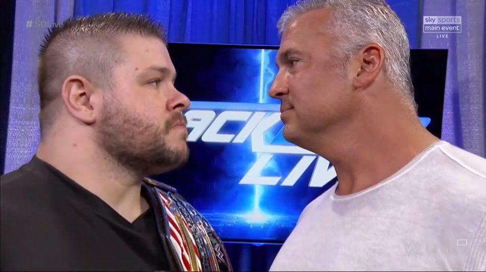 Kevin Owens vs. Shane McMahon - SummerSlam 2017
