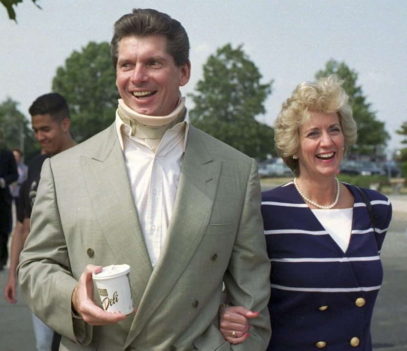 On July 22, 1994, Vince McMahon was acquitted on all the federal charges that he conspired to distribute steroids