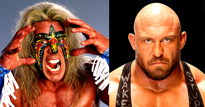Ultimate Warrior vs. Ryback was considered for WrestleMania 30