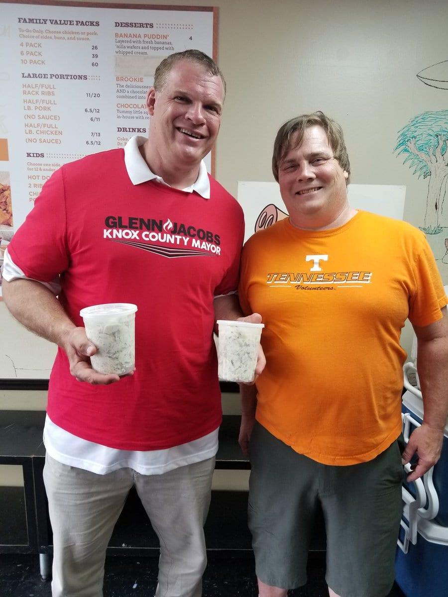 WWF Legend Kane - July 2017