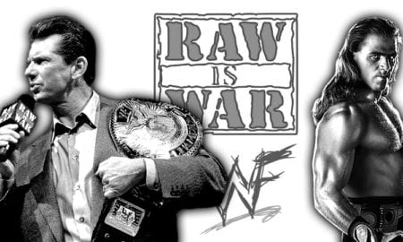 WWF Raw Is War Throwback - Shawn Michaels Spoils Mr. McMahon's Royal Rumble 1999 Plans