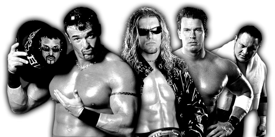 Buff Bagwell, Edge, JBL, Samoa Joe