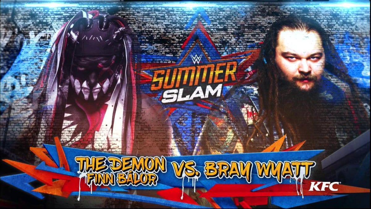 Finn Balor to bring back The Demon King gimmick at SummerSlam 2017