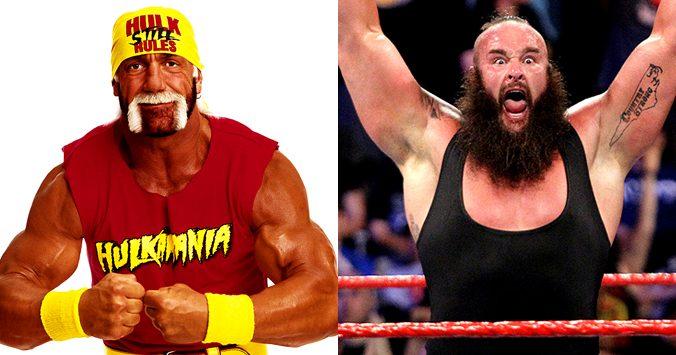 Hulk Hogan says Braun Strowman is the new Hulkster