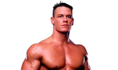 John Cena WWE 2002