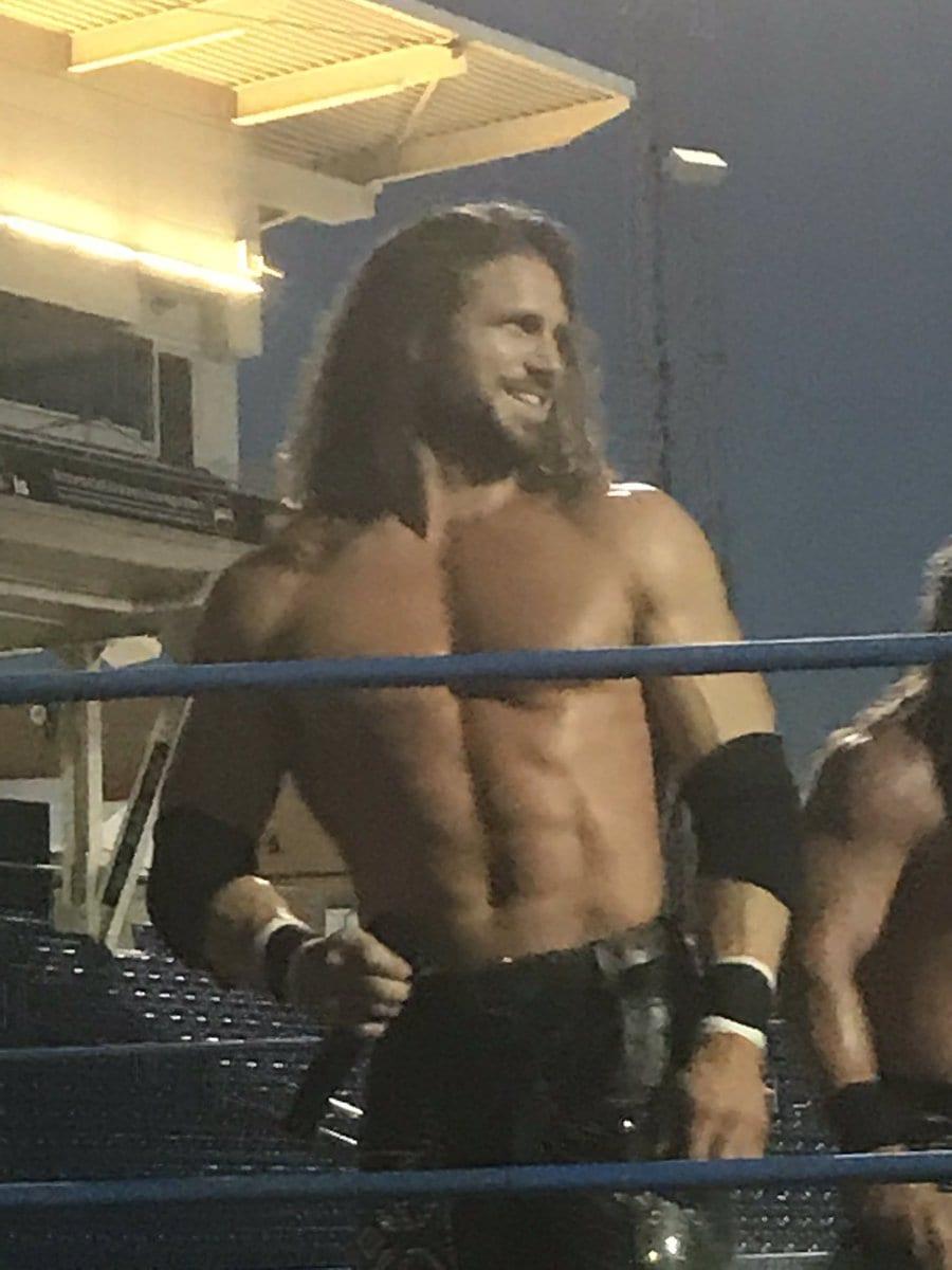 John Morrison makes his GFW debut