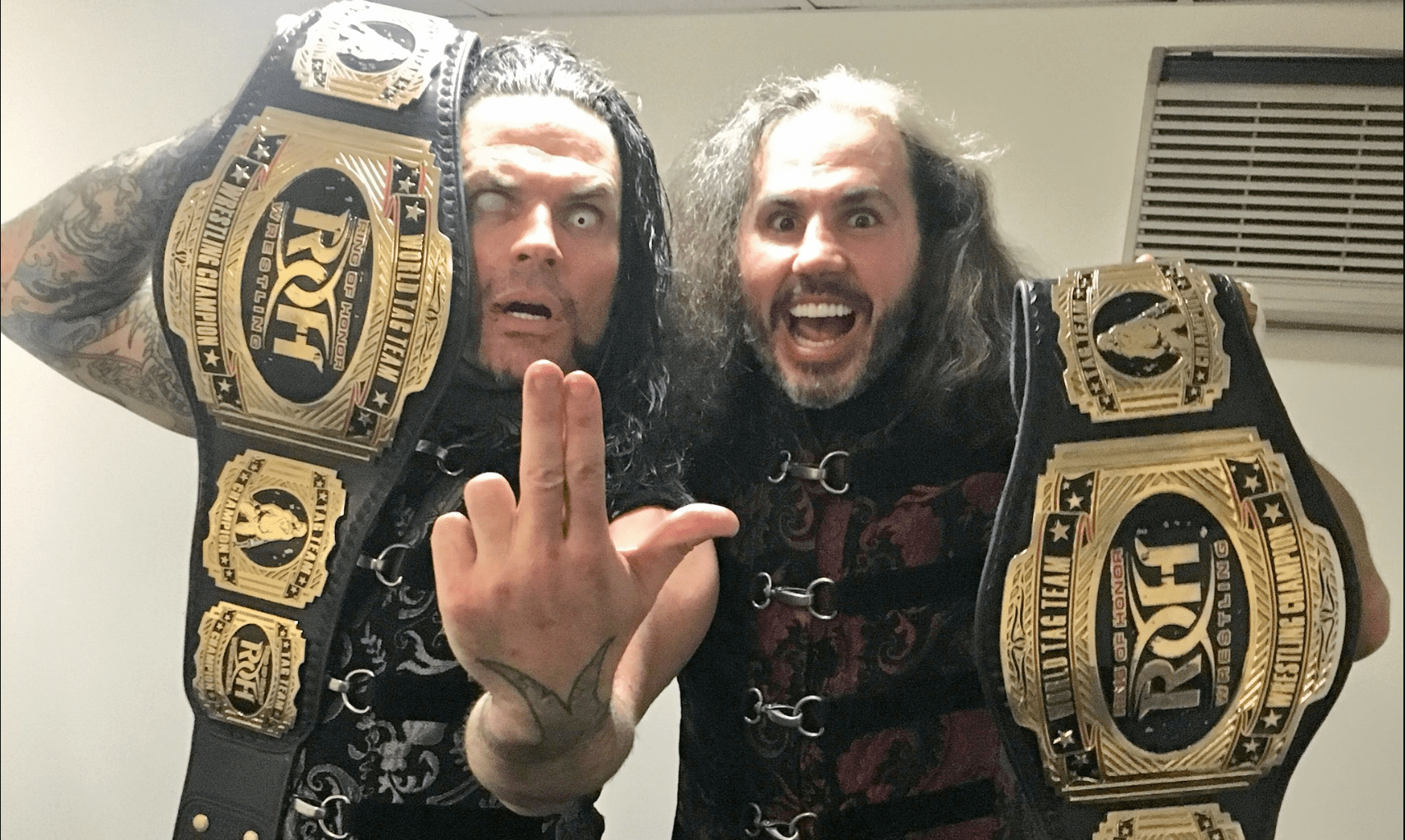 Matt Hardy Not Finished With GFW Over The BROKEN Gimmick