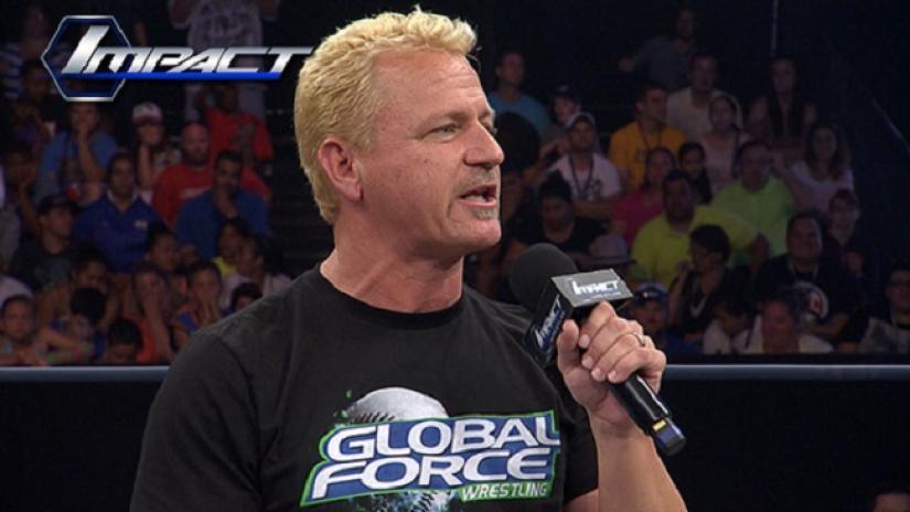 Jeff Jarrett GFW TNA