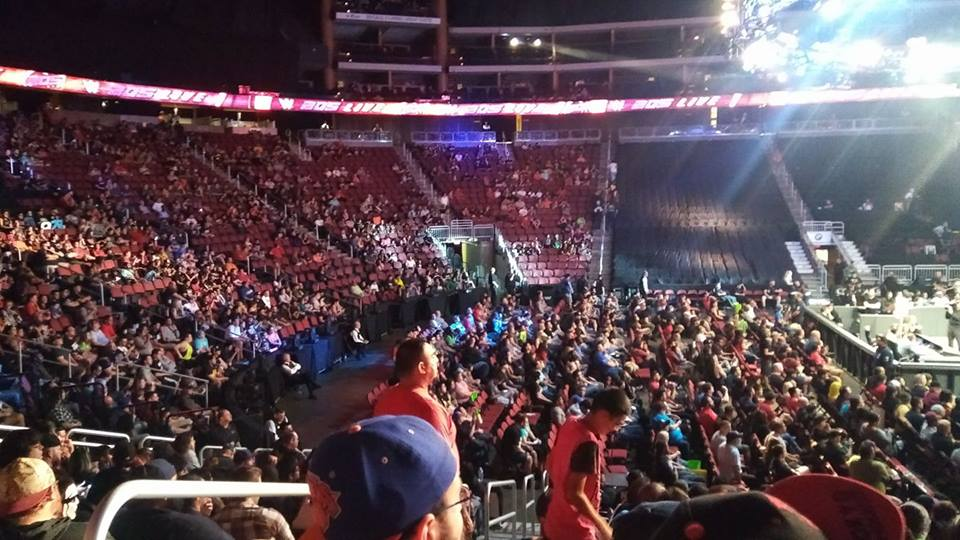 Low SmackDown Live Attendance Issue Continues - 2