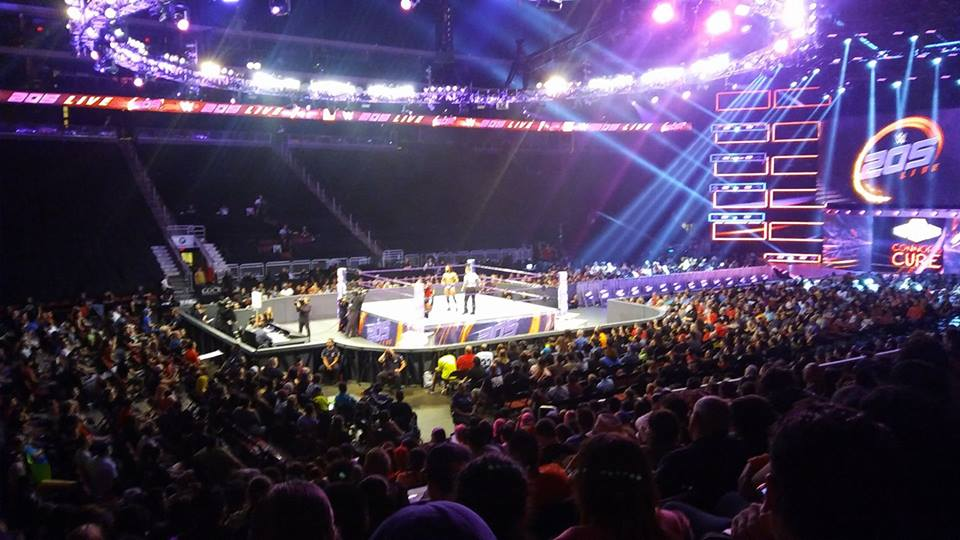 Low SmackDown Live Attendance Issue Continues - 3