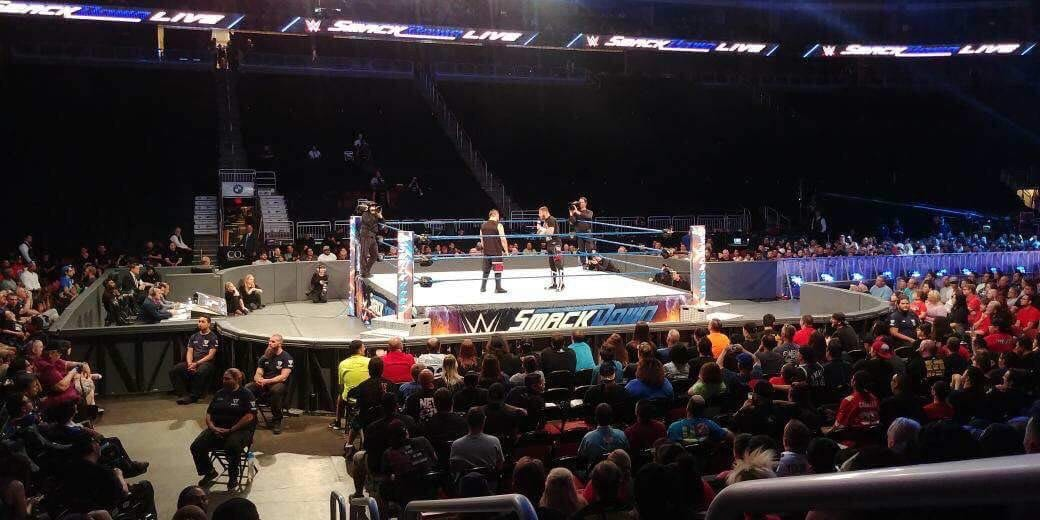 Low SmackDown Live Attendance Issue Continues - 4