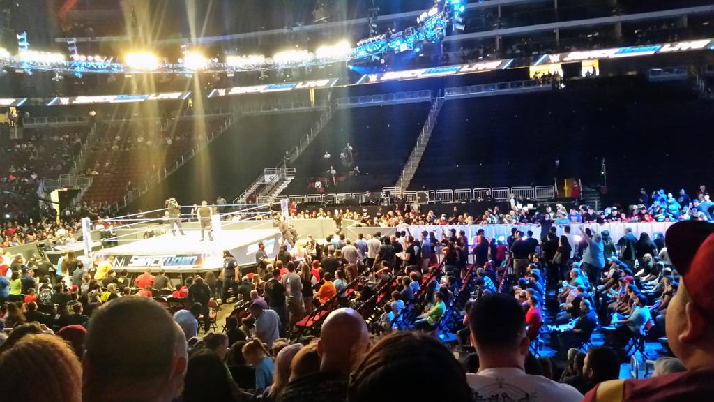 Low SmackDown Live Attendance Issue Continues - 5
