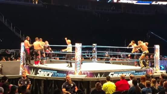 Low SmackDown Live Attendance Issue Continues - 6