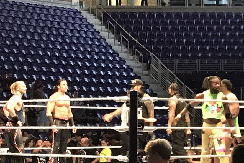 Poor Attendance For SmackDown Live Event (Photos)