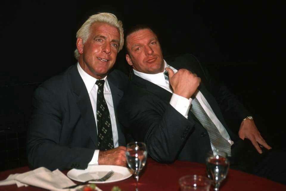 Ric Flair & Triple H